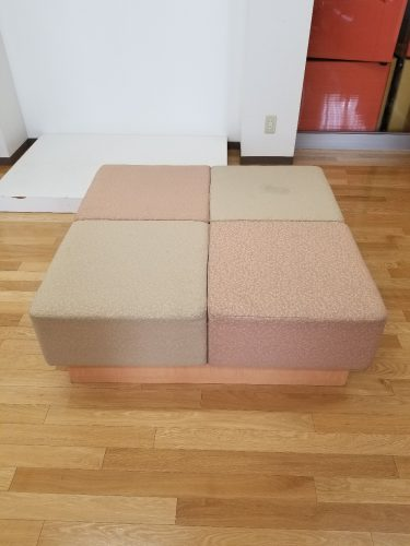 岡山県岡山市椅子張替え工房